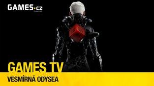 Herní pořad Games TV představuje trojici skvělých sci-fi her