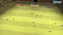 Sociable Soccer vyběhl na zelený pažit předběžného přístupu
