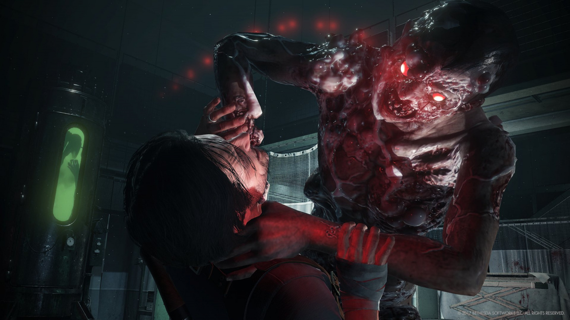 The Evil Within 2 - recenze