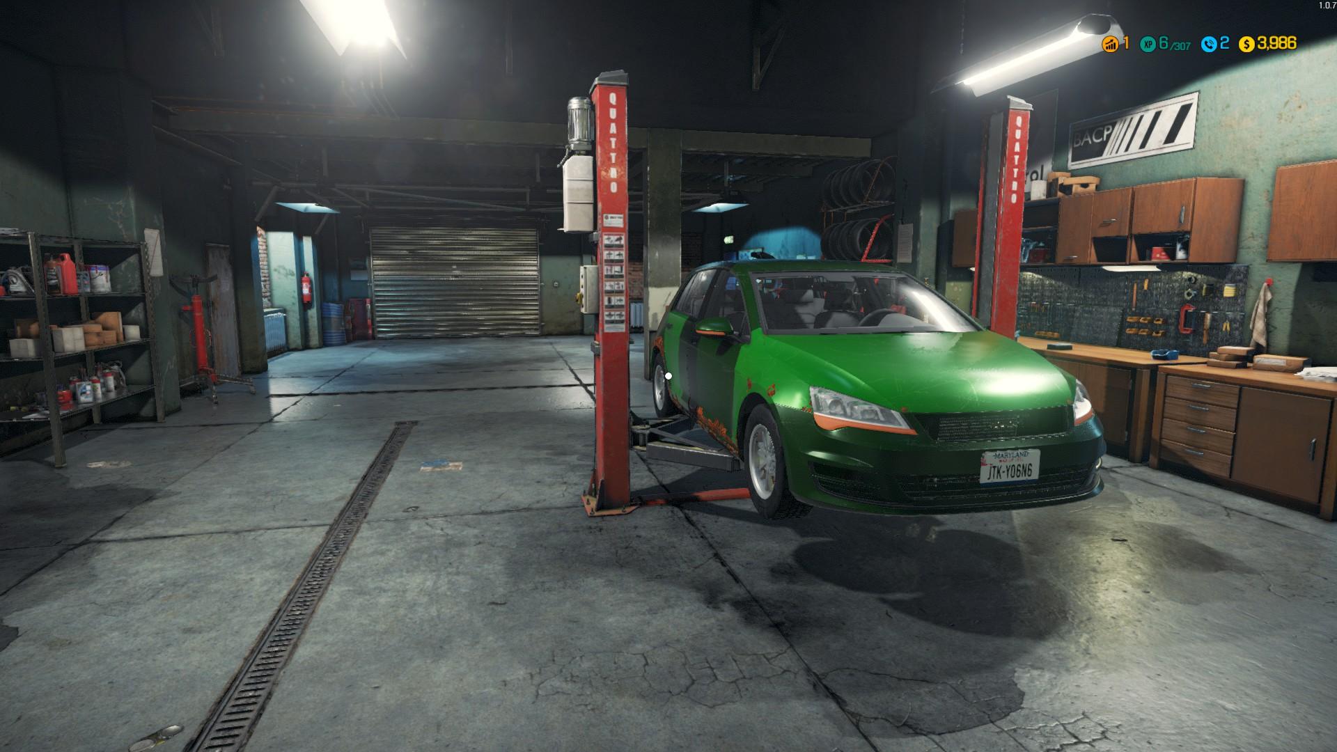 car mechanic 2018