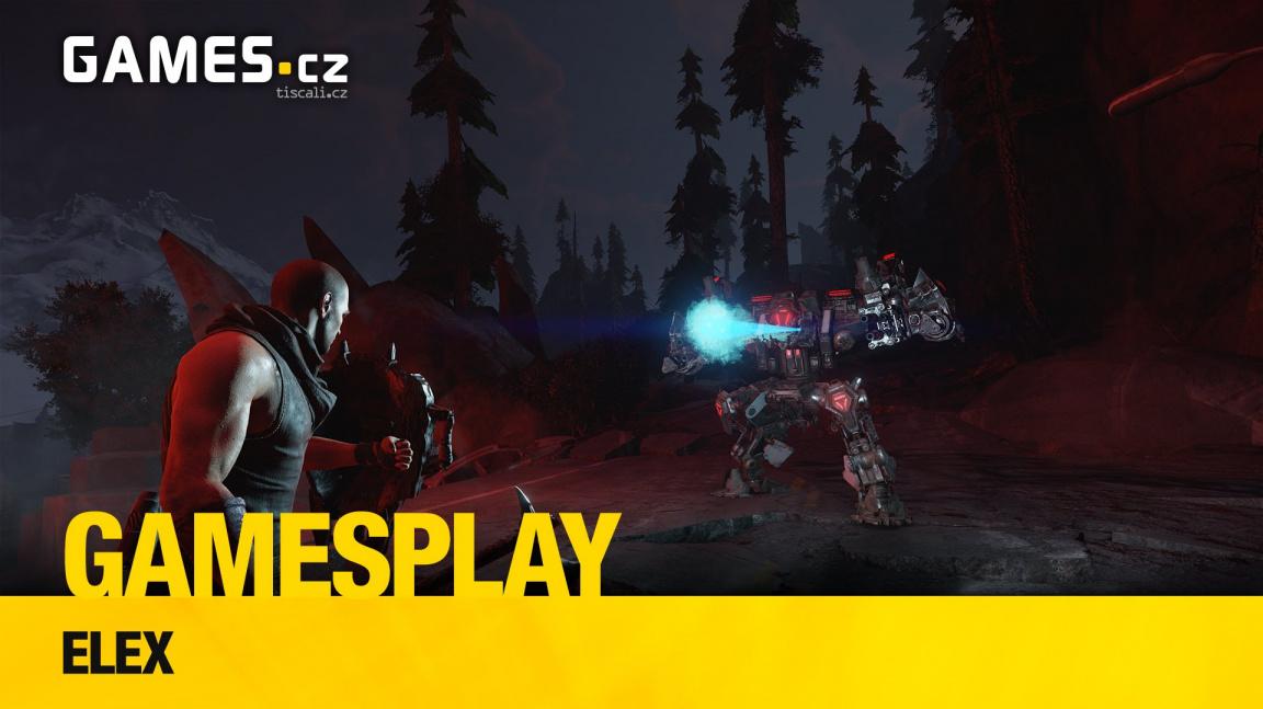 GamesPlay – hrajeme postapokalyptické RPG Elex