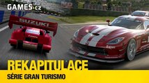 Rekapitulace: Podívejte se, jak šel čas se sérií Gran Turismo