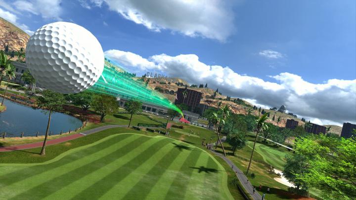 Everybody's Golf - recenze