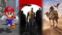 Nakupte zásoby, vezměte si dovolenou, vychází hned tři herní pecky – Assassin's Creed, Wolfenstein II a Super Mario
