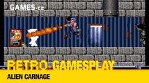 Retro GamesPlay - Alien Carnage