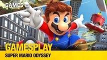 GamesPlay: Super Mario Odyssey