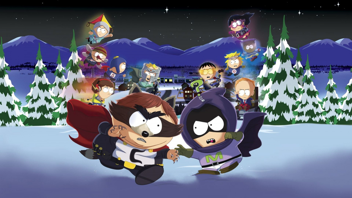 South Park: The Fractured But Whole - recenze
