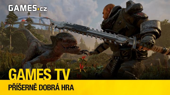 V nové Games TV se dozvíte, proč je ELEX příšerná a skvělá hra zároveň
