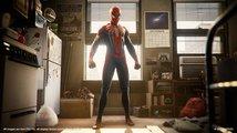 Spider-Man sundává masku a ukazuje se tak Peter Parker i další známé postavy