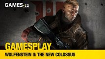 GamesPlay: Kosíme nacisty ve střílečce Wolfenstein II: The New Colossus