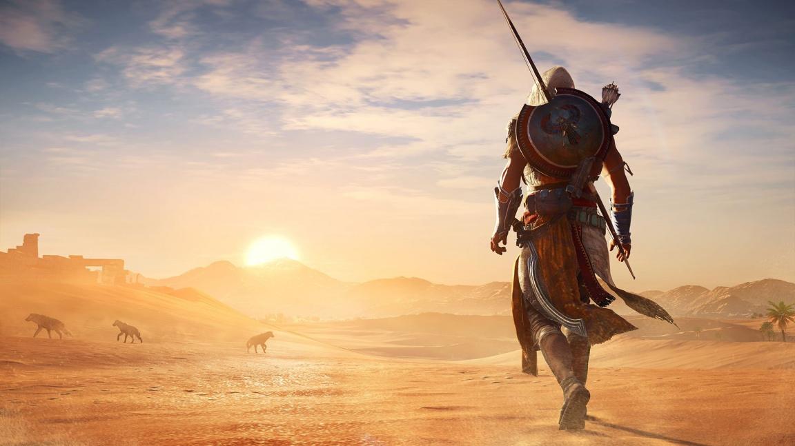 Assassin's Creed Origins - recenze