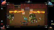 Zabíjet mutanty a u toho sám mutovat může být vážně Freaky Awesome