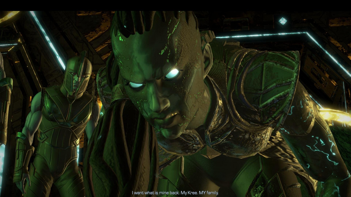 Marvel's Guardians of the Galaxy: The Telltale Series Episode Four: More Than a Feeling: Who Needs You