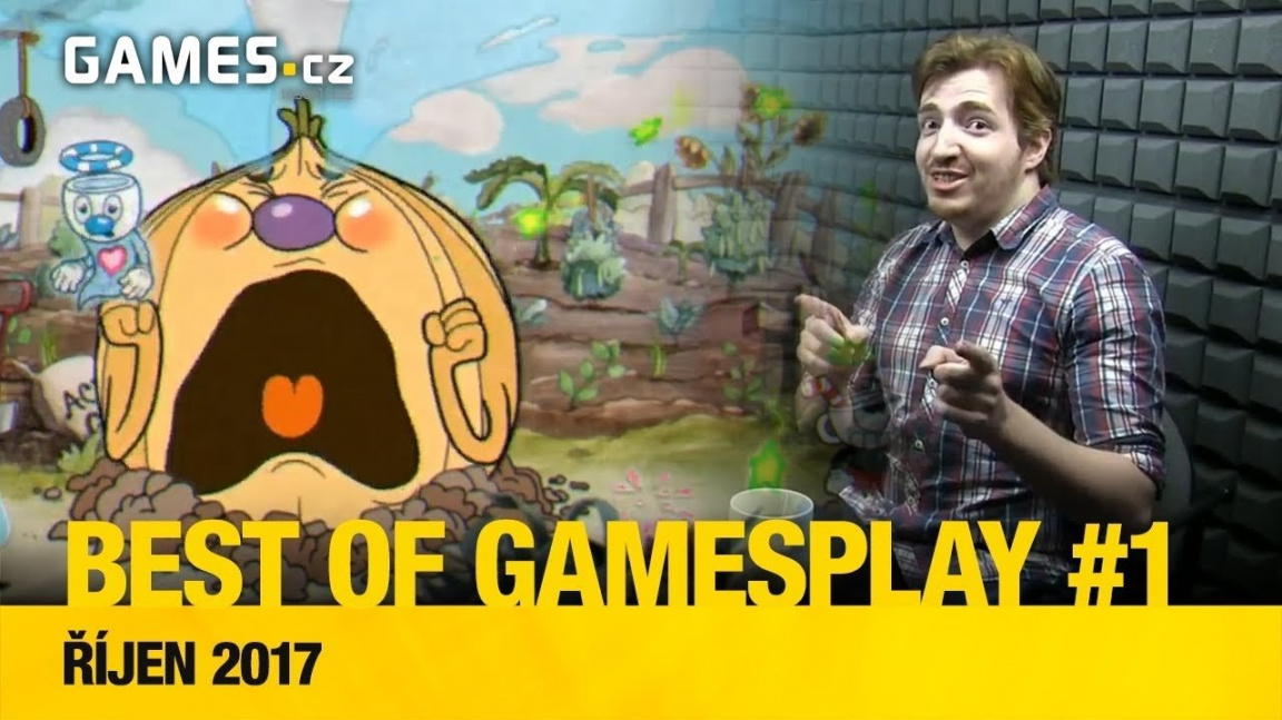 To nejlepší z GamesPlayů #1 - říjen