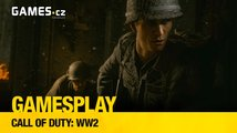 GamesPlay: Hrajeme střílečku Call of Duty: WWII