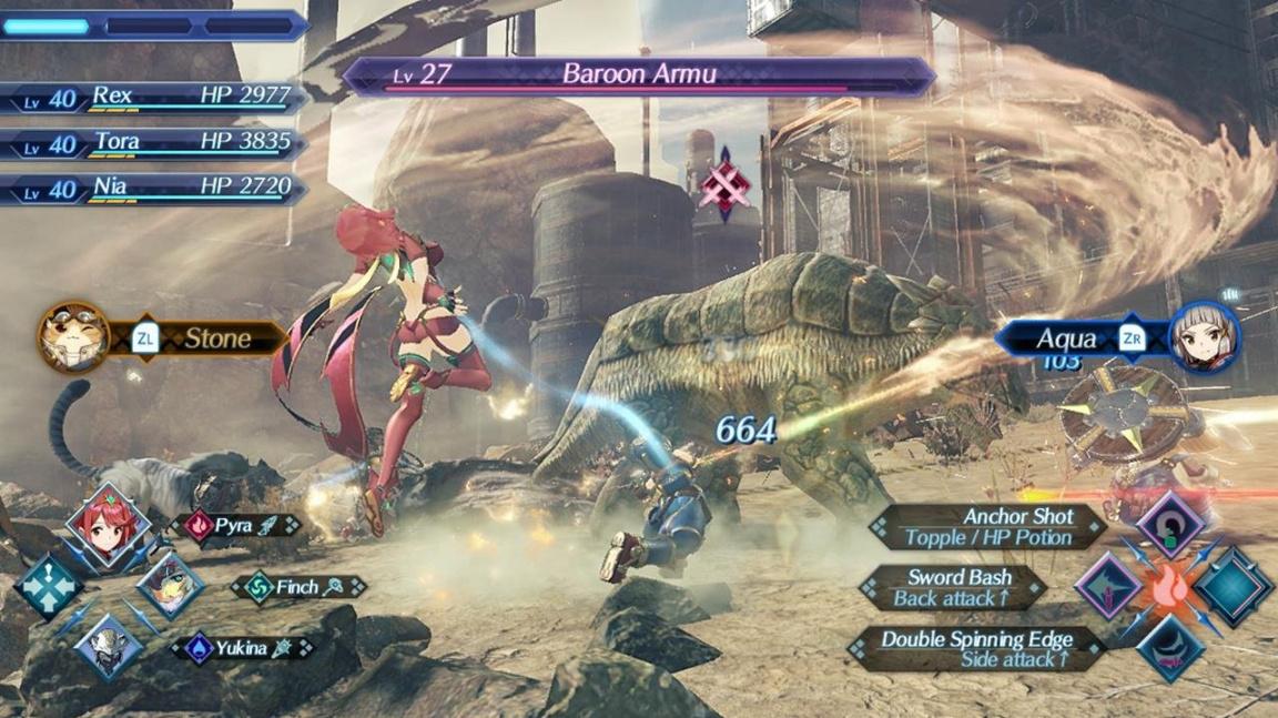 V prosinci vtrhne na Switch pořádné JRPG Xenoblade Chronicles 2