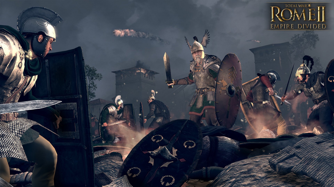 Ve čtvrtek se o vládu nad Římem popere svůdná královna, maskovaný císař a houfce barbarů
