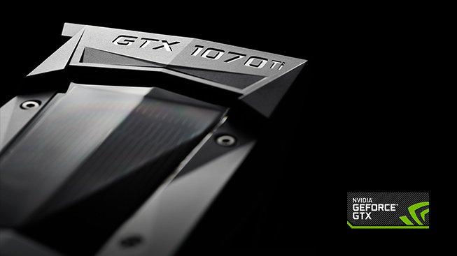 NVIDIA GeForce GTX 1070 Ti – nový král vyšší střední třídy