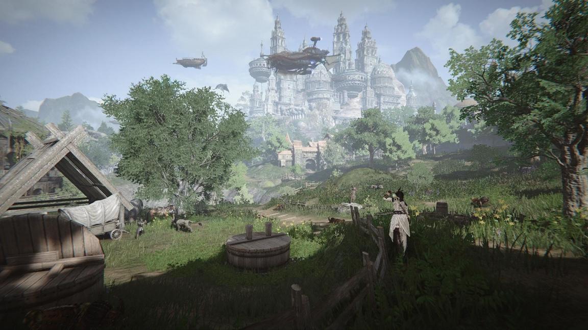 Tvůrci PUBG odhalují svůj další projekt – MMORPG Ascent: Infinite Realm