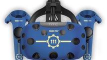 Při nákupu HTC Vive na Alza.cz získate Fallout 4 VR a limitovanou sadu skinů