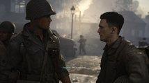 Multiplayer v Call of Duty: WWII se deset dní po vydání stále potýká s problémy