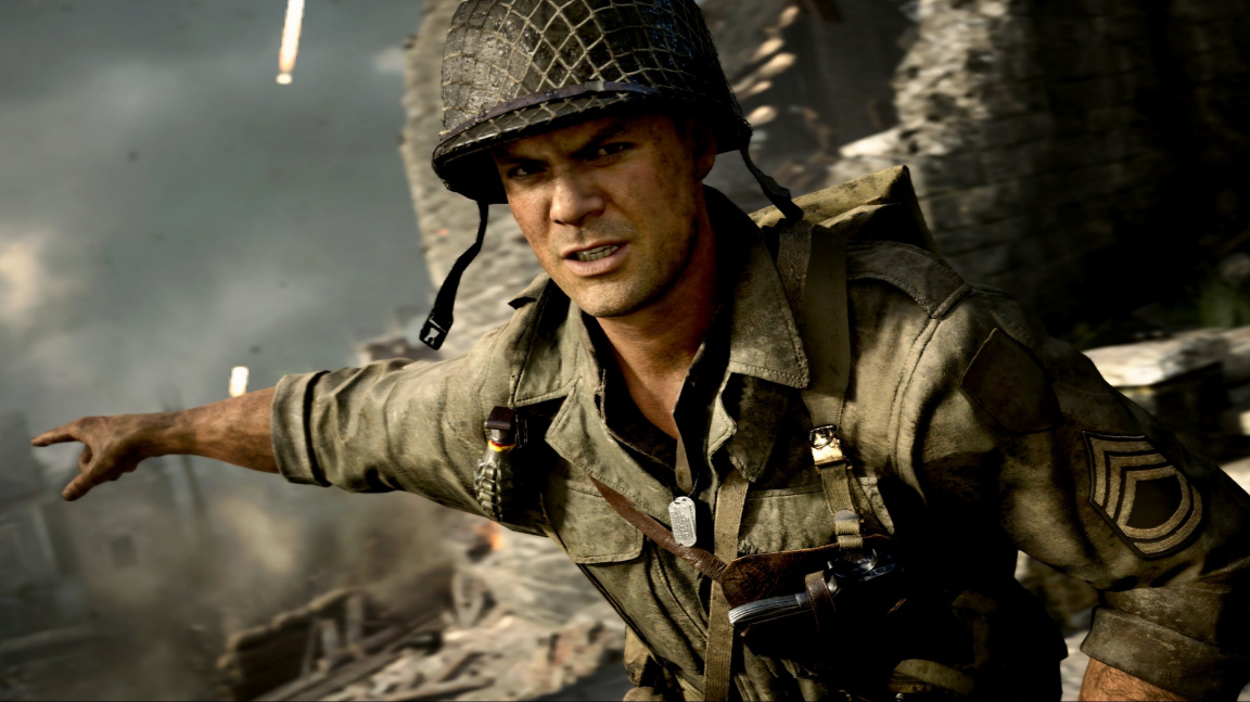 Call of Duty: WWII - recenze