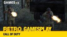 Retro GamesPlay: hrajeme první Call of Duty
