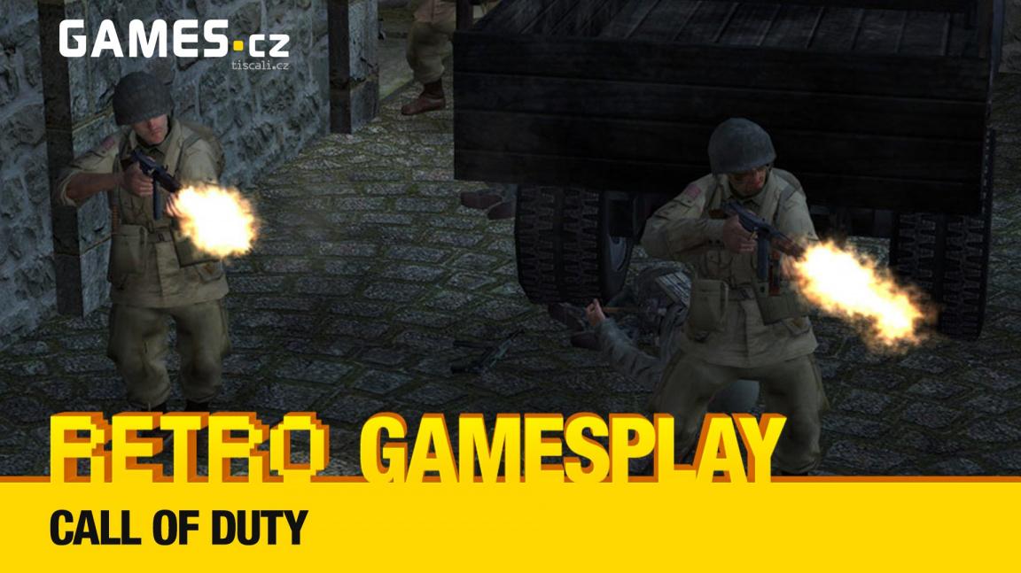 Retro GamesPlay – hrajeme první Call of Duty