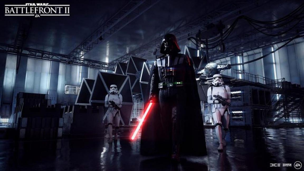 Star Wars: Battlefront II: EA po drtivé kritice snížila o 75 procent cenu hrdinů, ale taky výdělek z kampaně