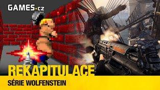Rekapitulace: série Wolfenstein