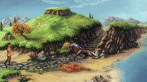 A Tale of Two Kingdoms s úctou kýve směrem k adventurám od Sierry