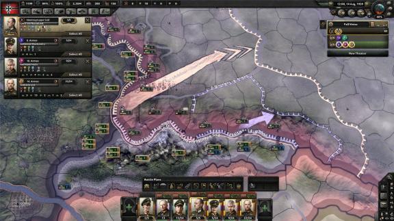 Hearts of Iron IV se v březnu rozroste o lepší Čínu a Mandžusko