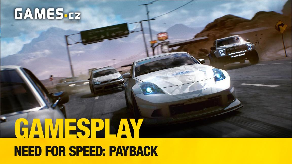 GamesPlay – hrajeme Need for Speed: Payback