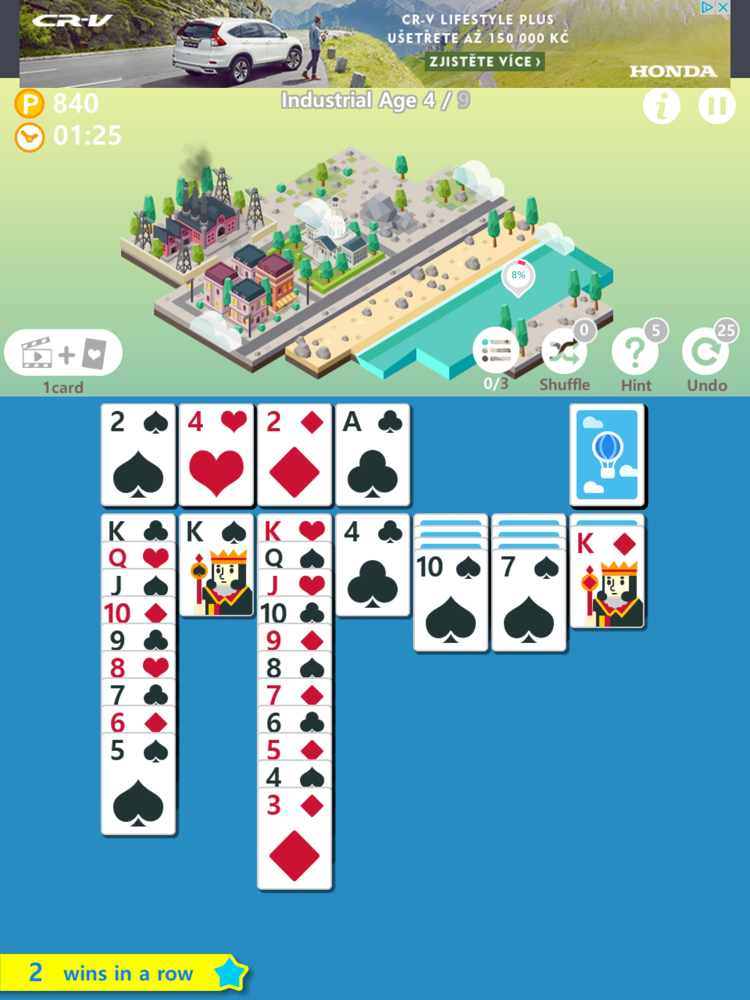 Age of Solitaire
