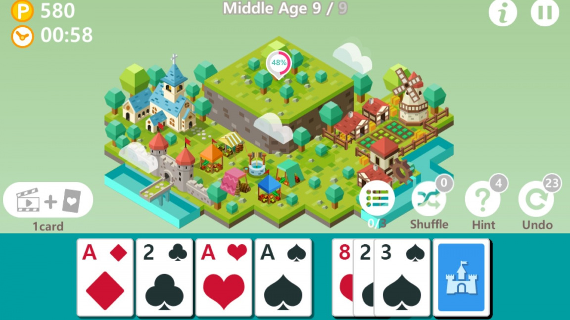 Age of Solitaire - recenze