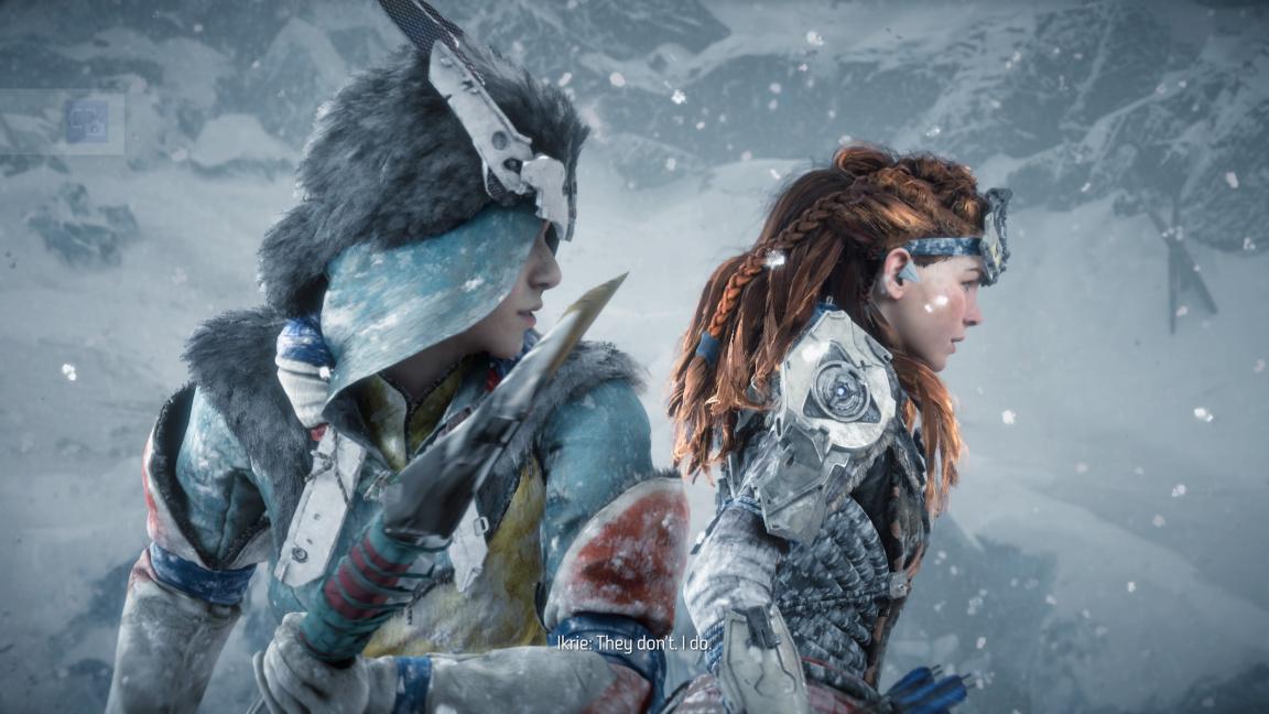 Horizon Zero Dawn: The Frozen Wilds - recenze