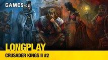 LongPlay – Crusader Kings II #2: válčíme s Kyjevem