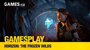 GamesPlay: Hrajeme Horizon Zero Dawn – The Frozen Wilds