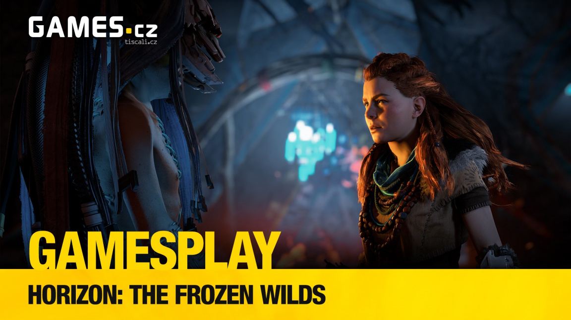 GamesPlay – hrajeme Horizon Zero Dawn: The Frozen Wilds