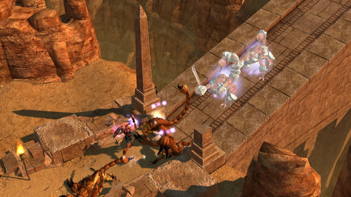 THQ rozdává Titan Quest a Jagged Alliance. Dává zakusit i Desperados III