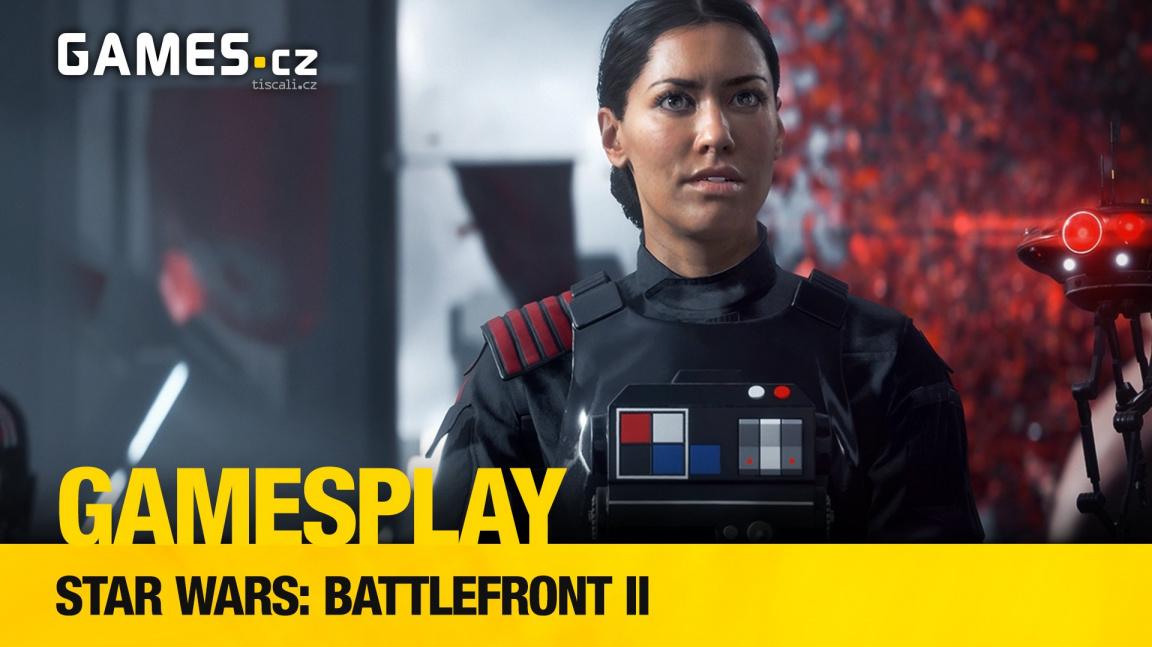 GamesPlay – hrajeme Star Wars: Battlefront II