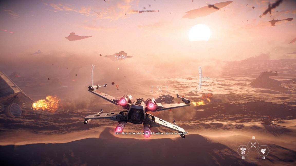 Epic rozdává Star Wars Battlefront II
