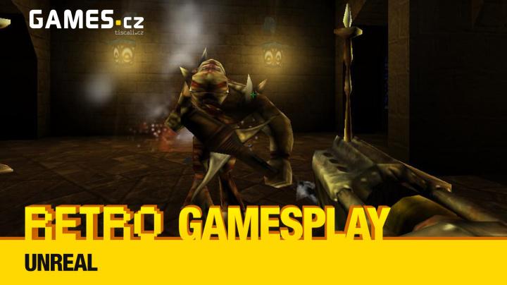 Retro GamesPlay - Unreal
