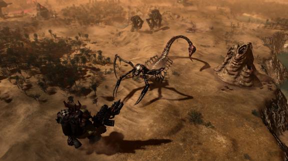 Warhammer 40,000: Gladius - Relics of War - recenze