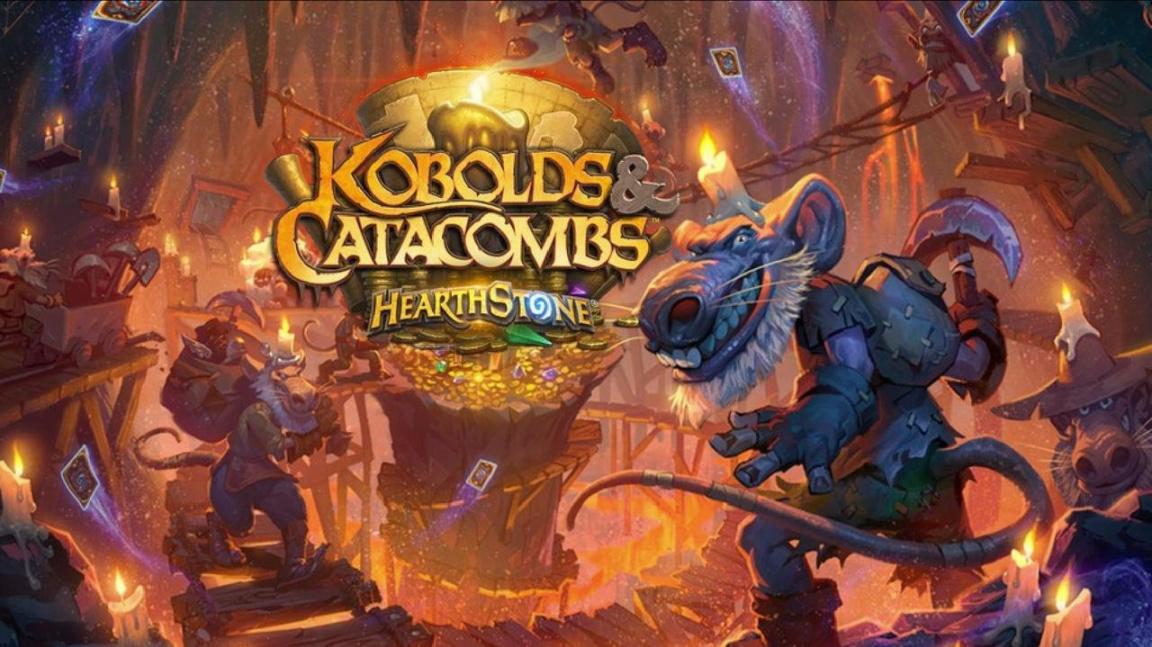 Nové rozšíření pro Hearthstone vás zavede do dungeonů a katakomb už příští týden