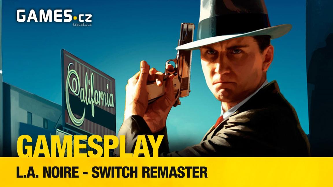 GamesPlay – hrajeme dobovou detektivku L.A. Noire