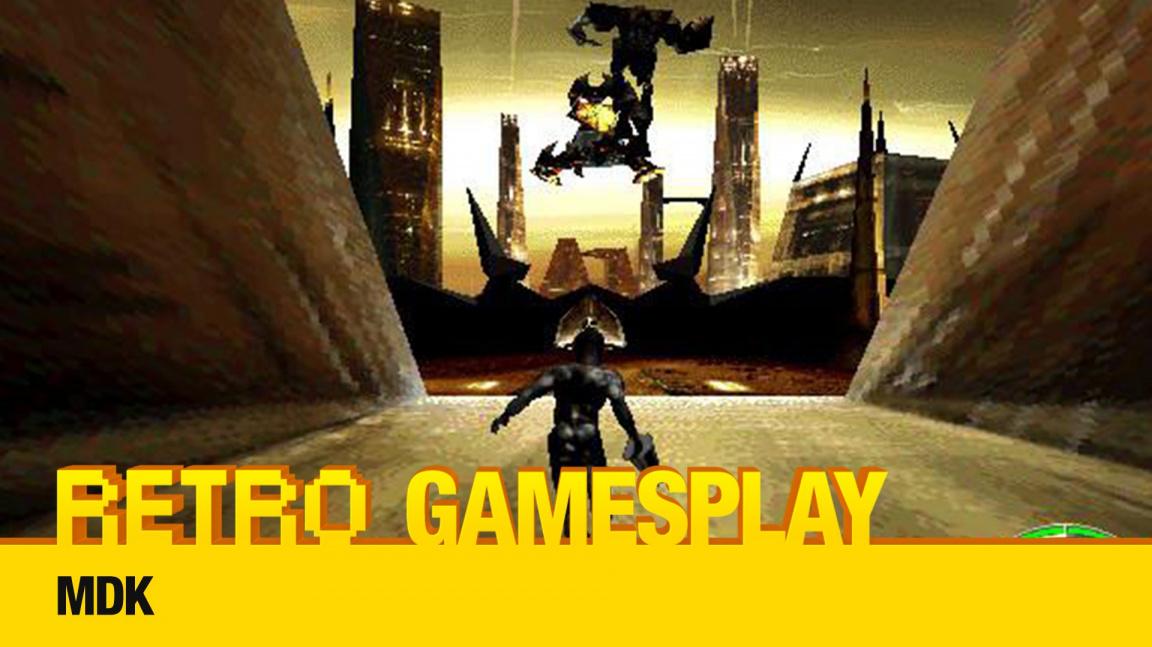 Retro GamesPlay – hrajeme akční střílečku MDK