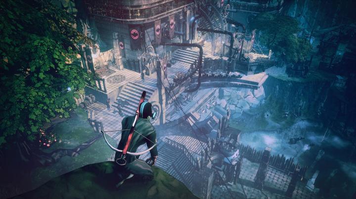 Humble Bundle rozdává izometrické stealthové RPG Seven: The Days Long Gone
