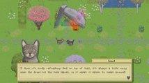 V kočičím RPG Cattails bojujete o území, žerete myši a vychováváte koťátka