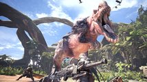 O víkendu začíná hon na dinosaury v PS4 betě Monster Hunter World